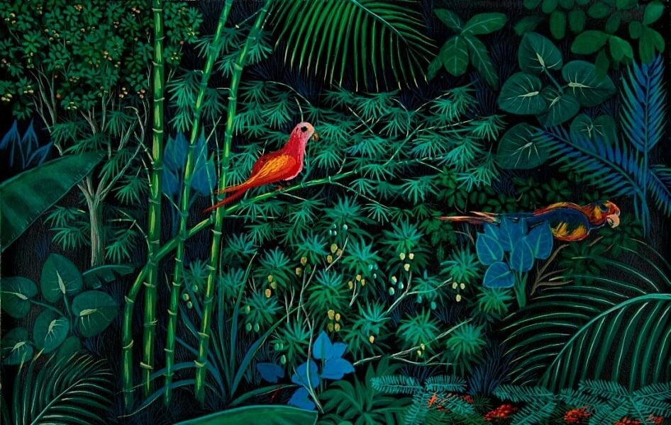 Malarstwo Haiti