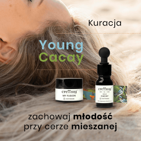Kuracja YOUNG CACAY