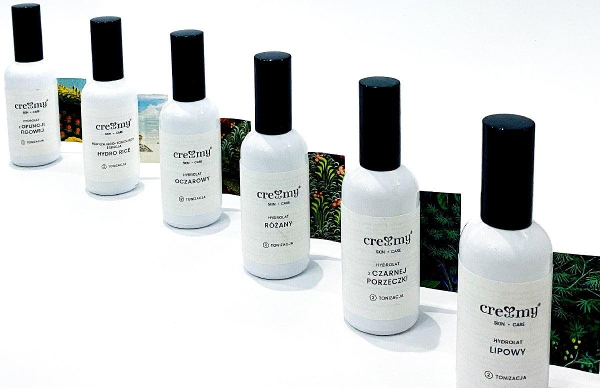 tonizacja skóry